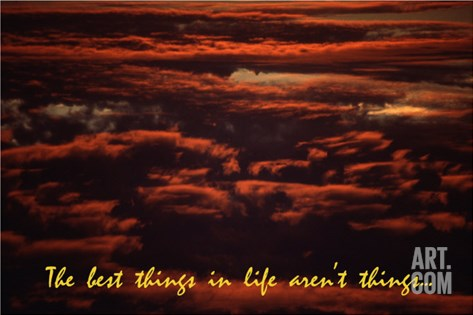 Best Things 2 Photo Poster 210W Stretched Canvas Print
