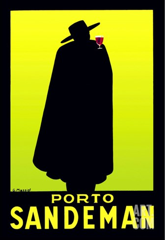Porto Sandeman Stretched Canvas Print