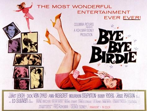 Bye Bye Birdie, Ann-Margret, 1963 Stretched Canvas Print
