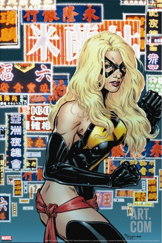 Ms. Marvel No.36 Cover: Ms. Marvel Stretched Canvas Print