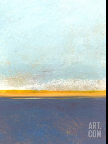 Big Sky 4 Stretched Canvas Print