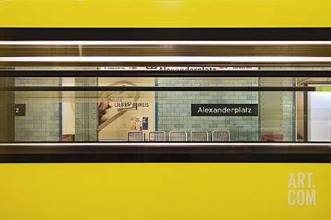 Liebesbeweis Stretched Canvas Print