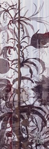 Climbers I Stretched Canvas Print