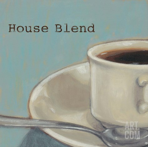 Fresh House Blend Stretched Canvas Print