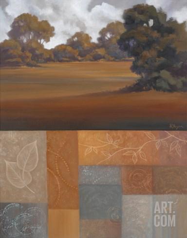 Autumn I Stretched Canvas Print