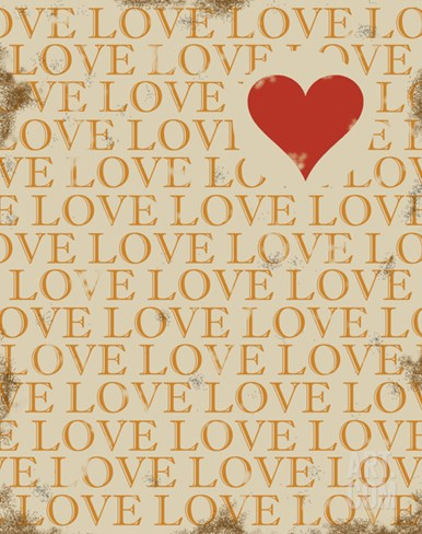 Love Stretched Canvas Print