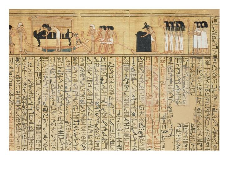 Libro de los muertos de Nebqed Cropwm